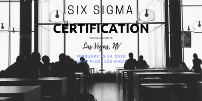IISE Lean Six Sigma Green Belt Certification & Professional Development Meeting