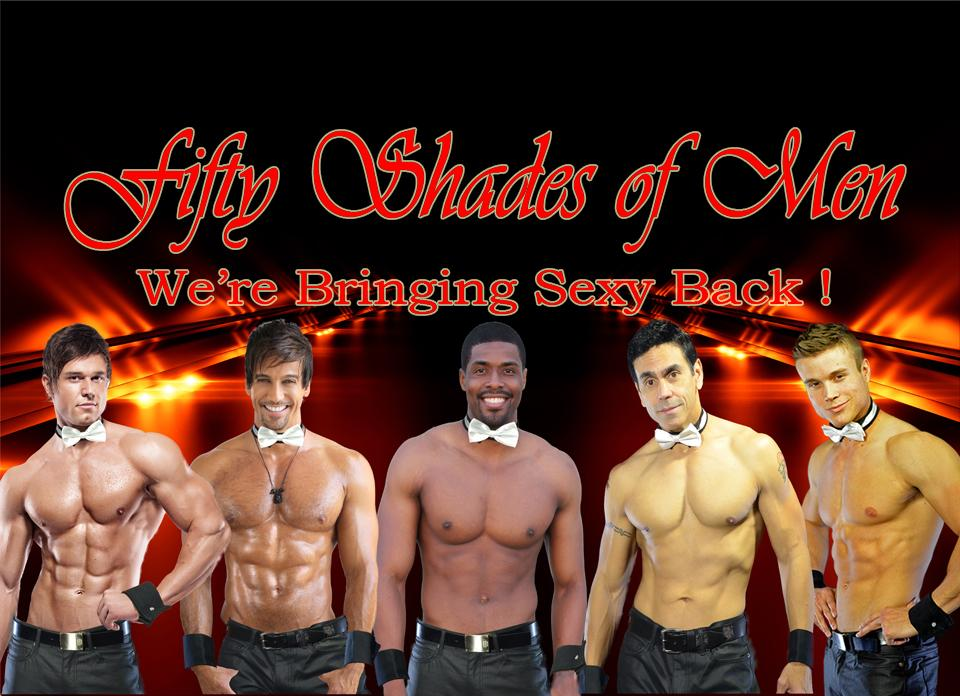 Fifty Shades of Men Show