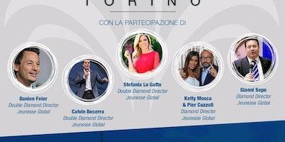 MEETING DI PRESENTAZIONE JEUNESSE ORGANIZZATO DA UNITYGLOBAL TORINO
