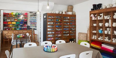 Book some time in our creative studio (for adults)