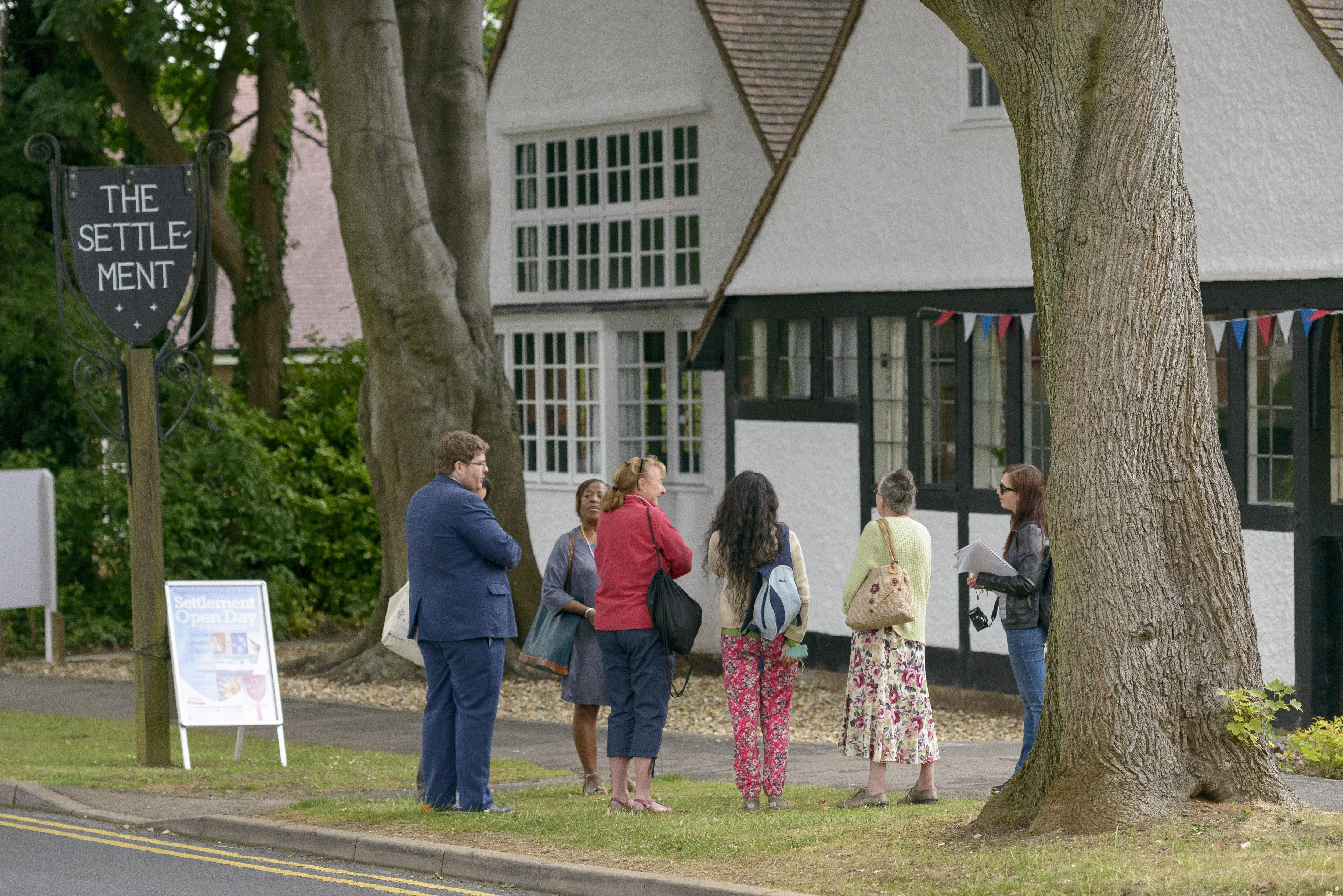 Guided Walking Tour: Letchworth Garden City's Historic Highlights - November 2018