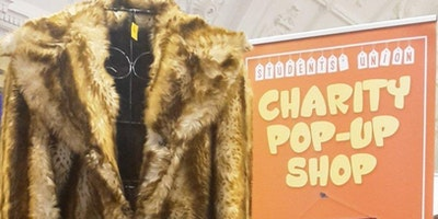 Green Week 2018 - The Junction pop-up Charity Shop