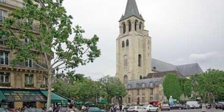 Saint -Germain des Près Révolutionnaire (ponctué d'arrêts gourmands!) tickets
