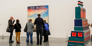 Listening to Museums 2018 - Museum of Portable Sound