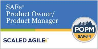 SAFe® Product Owner/Product Manager with POPM