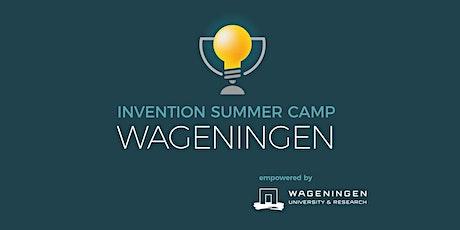 Invention Summer Camp Wageningen 2020: The Future of Food & Beverage @WUR tickets