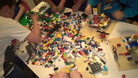 Alkrington Lego Club