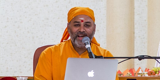 Sw.Dayamrita Satsangs in South Bay