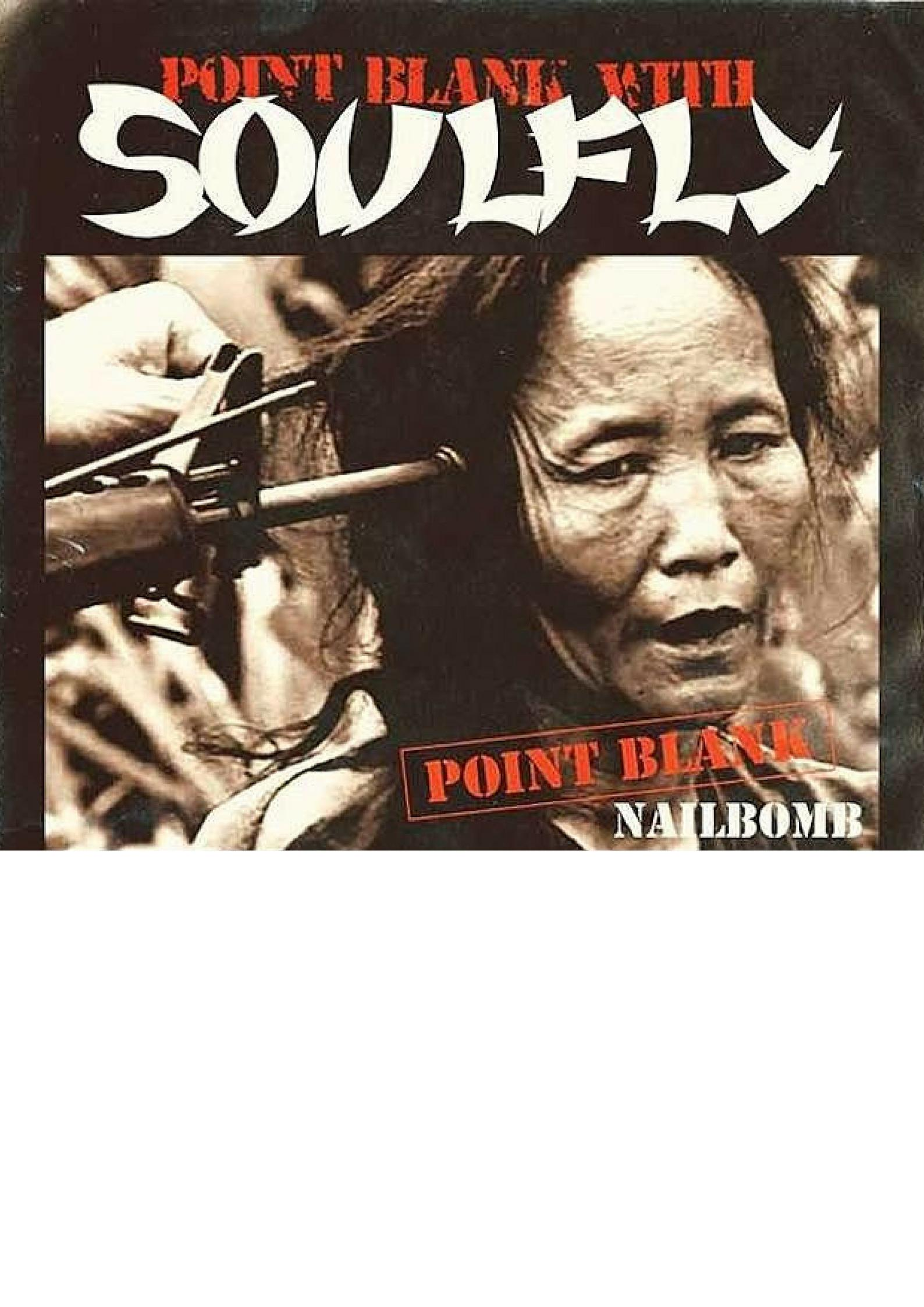"""SOULFLY AS NAILBOMB: Performing """"Point Blank"""" by Nailbomb in its entirety"""