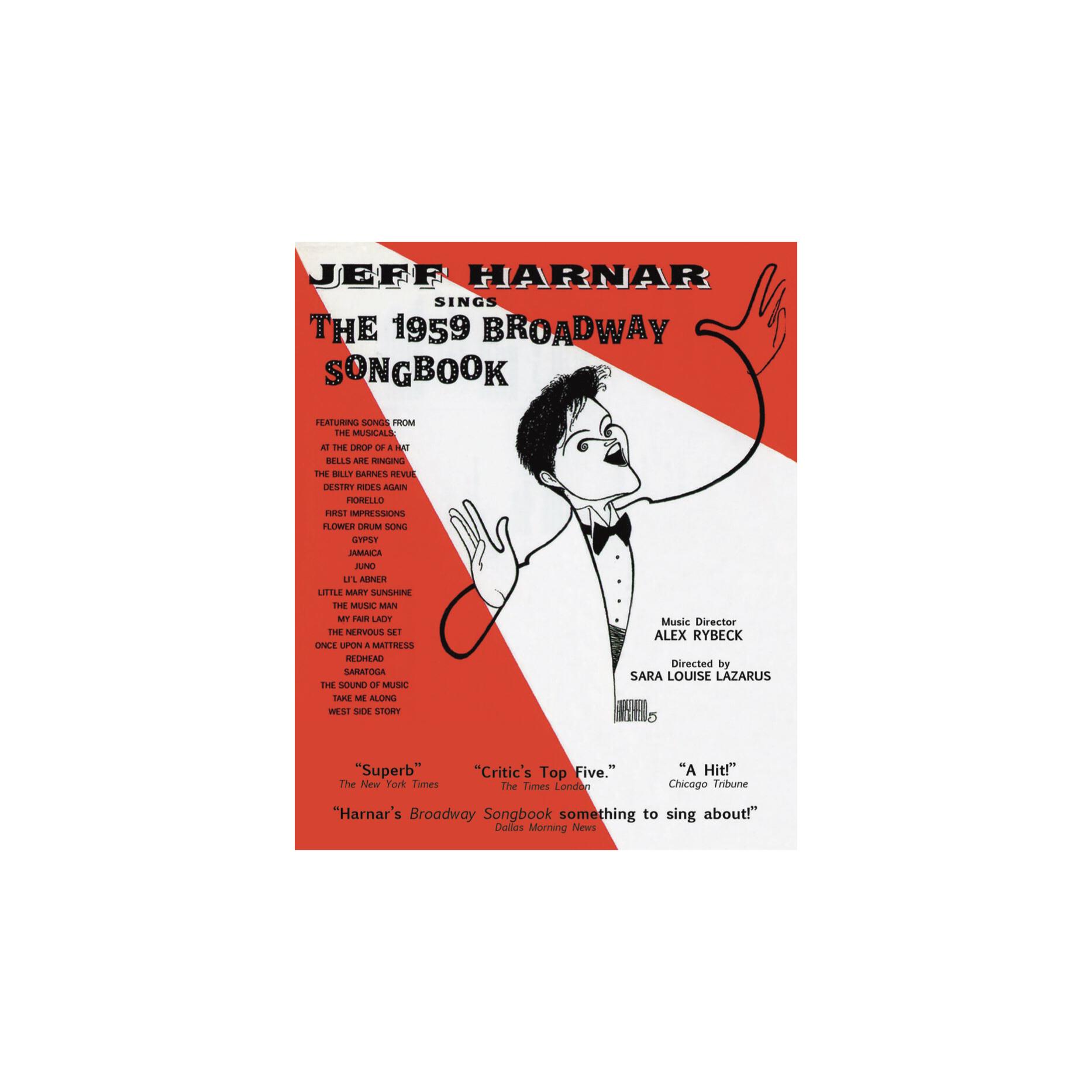 1959 BROADWAY SOUND BOOK