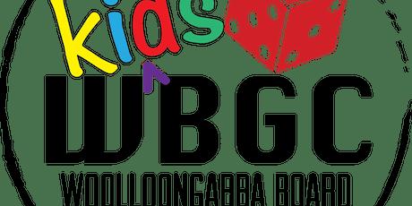 Woolloongabba Board Game Club for KIDS tickets