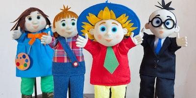 Neznaika - puppet show