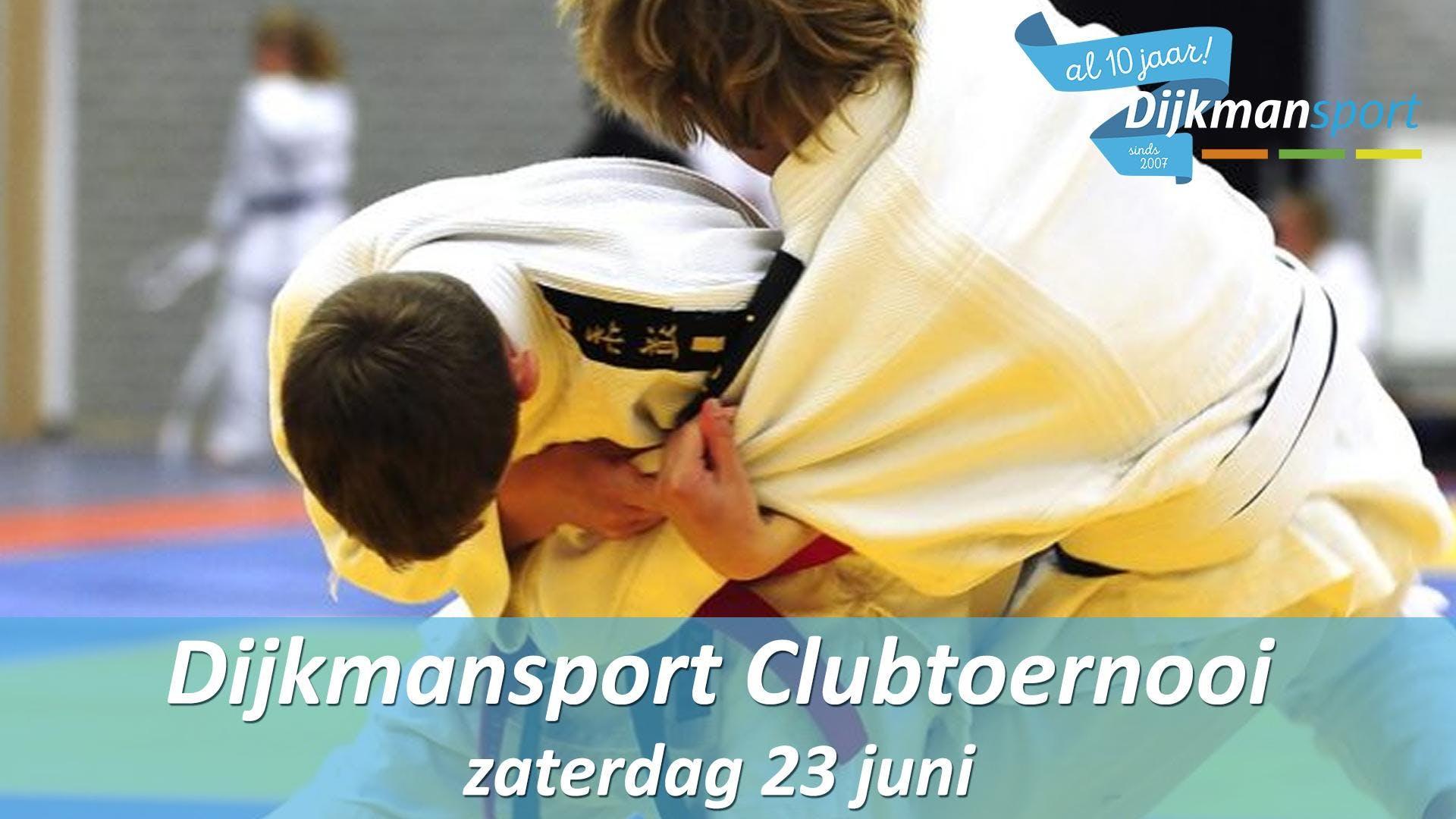 Dijkmansport clubtoernooi: Sportcentrum 23 ju