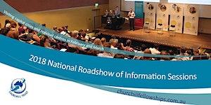 Launceston Churchill Fellowship Information Session