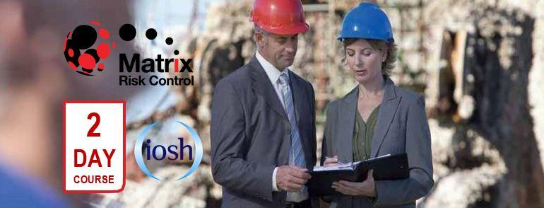 IOSH Incident Investigators Toolkit Course