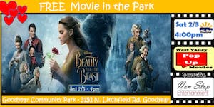 FREE Movie @ Goodyear Comm Park & Feb Food Truck...