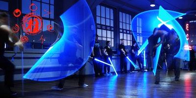 Bologna Awakens - Tecniche LudoSport con la Spada Laser