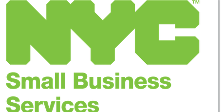 NYC Departt of Small Business Services Events | Eventbrite