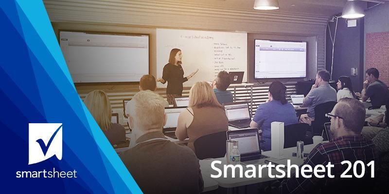 Smartsheet 201 - Washington DC