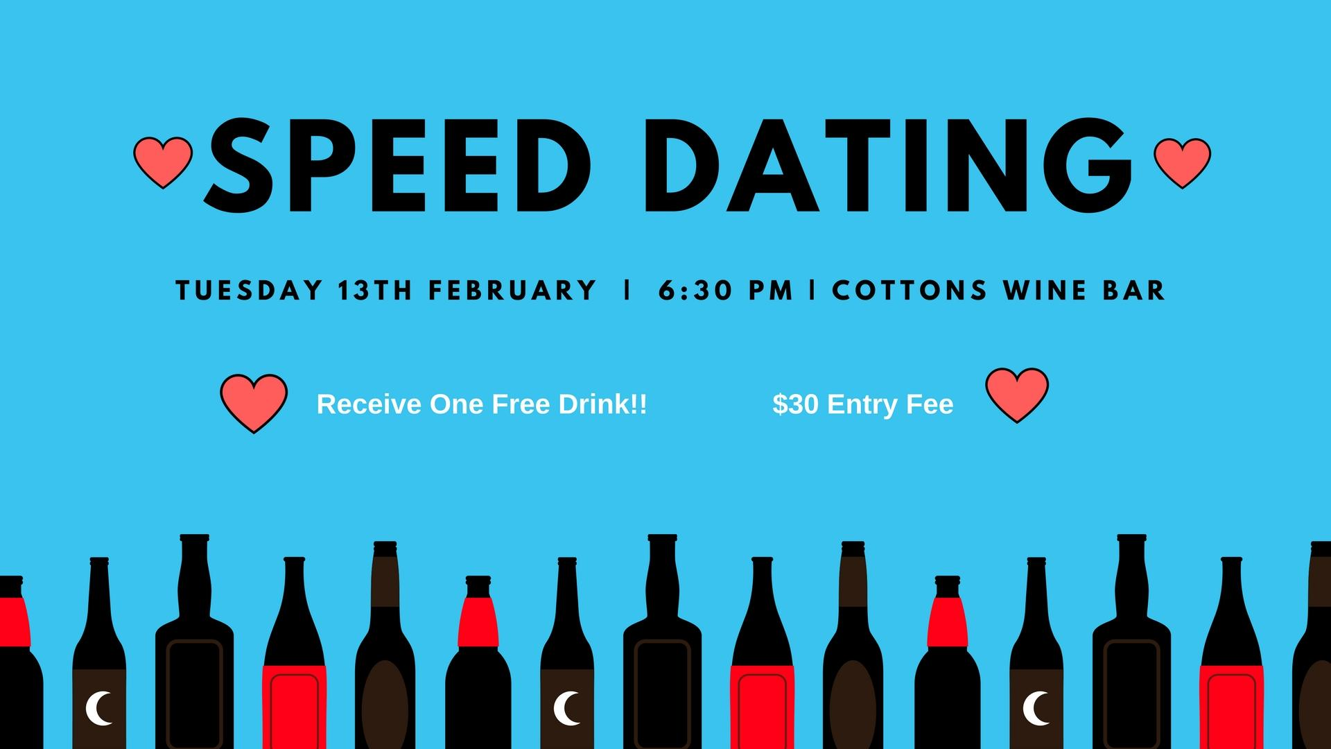 speed dating mandurah