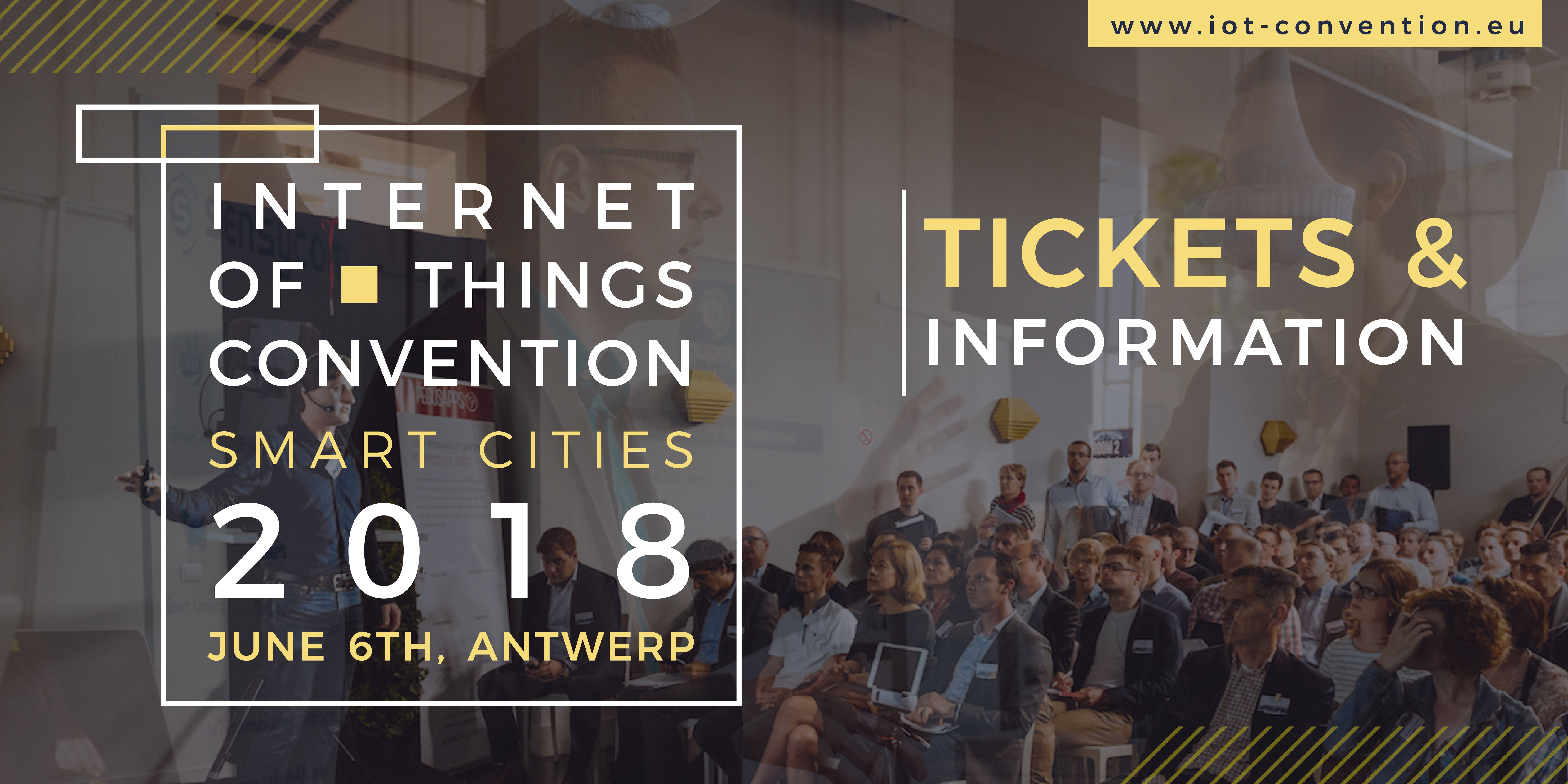 INTERNET OF THINGS CONVENTION 2018