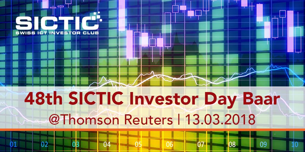 48th SICTIC Investor Day Baar