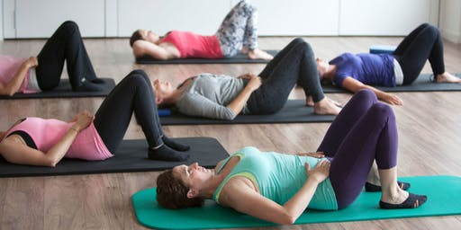 Pilates Class for NHS Staff