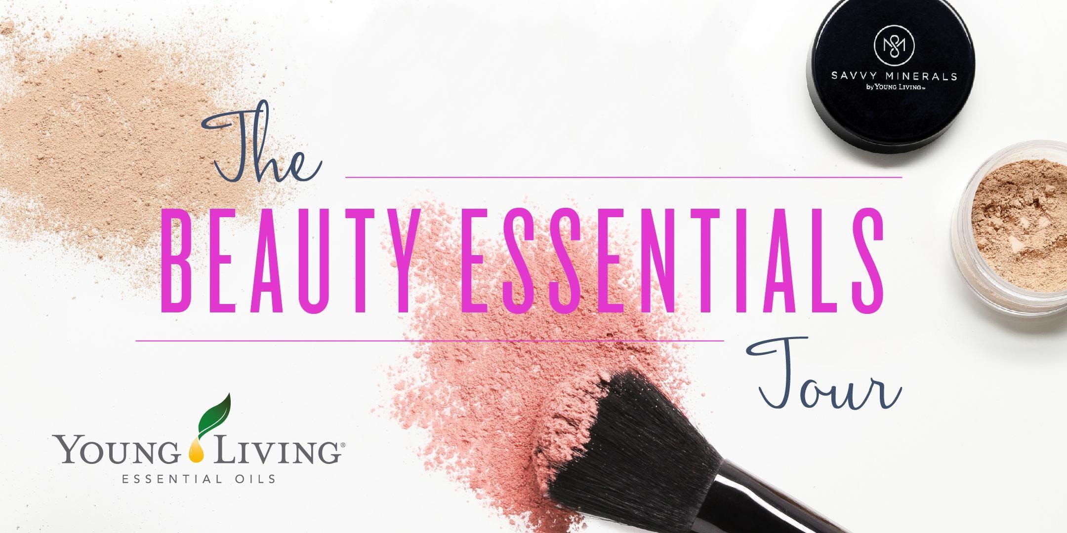 The Beauty Essentials Tour 2018 - Vienna