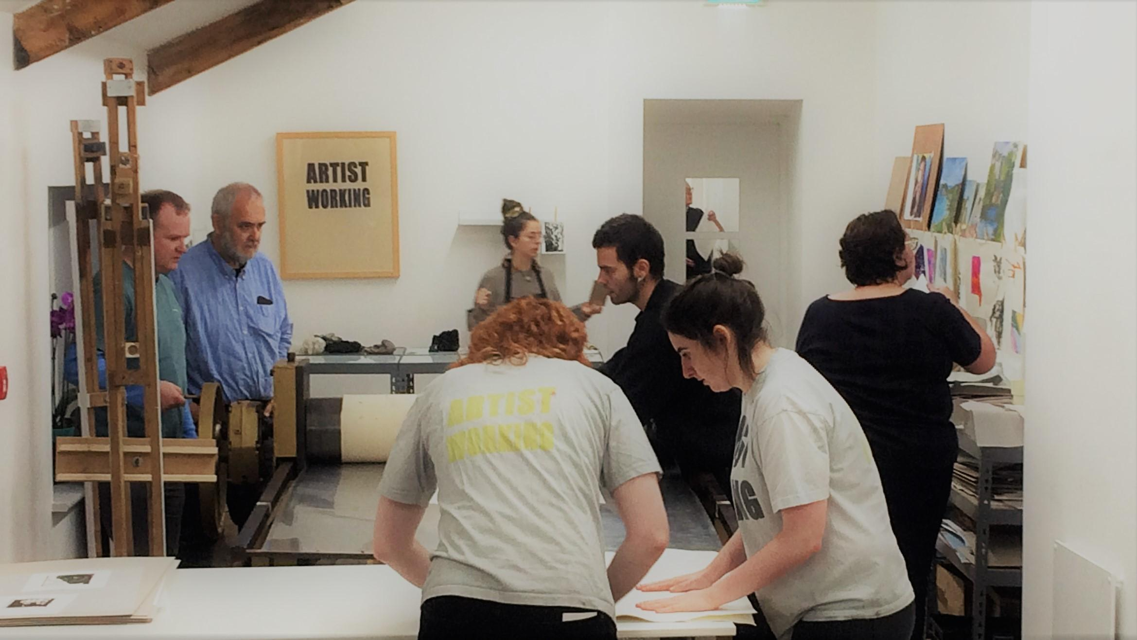 Adult Course: Acid-free Printmaking Course| €190 | 6 week course