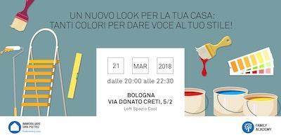 21/03/2018 Nuovo Look per la tua casa: Tanti colori per dare voce al tuo stile