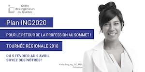 Tournée régionale 2018: soyez des nôtres ! Rimouski