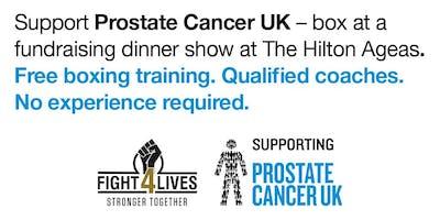 Support Prostate Cancer UK - Free Boxing Training Program *SIGN UP HERE*