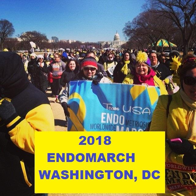 ENDOMARCH 2018 - WASHINGTON, DC