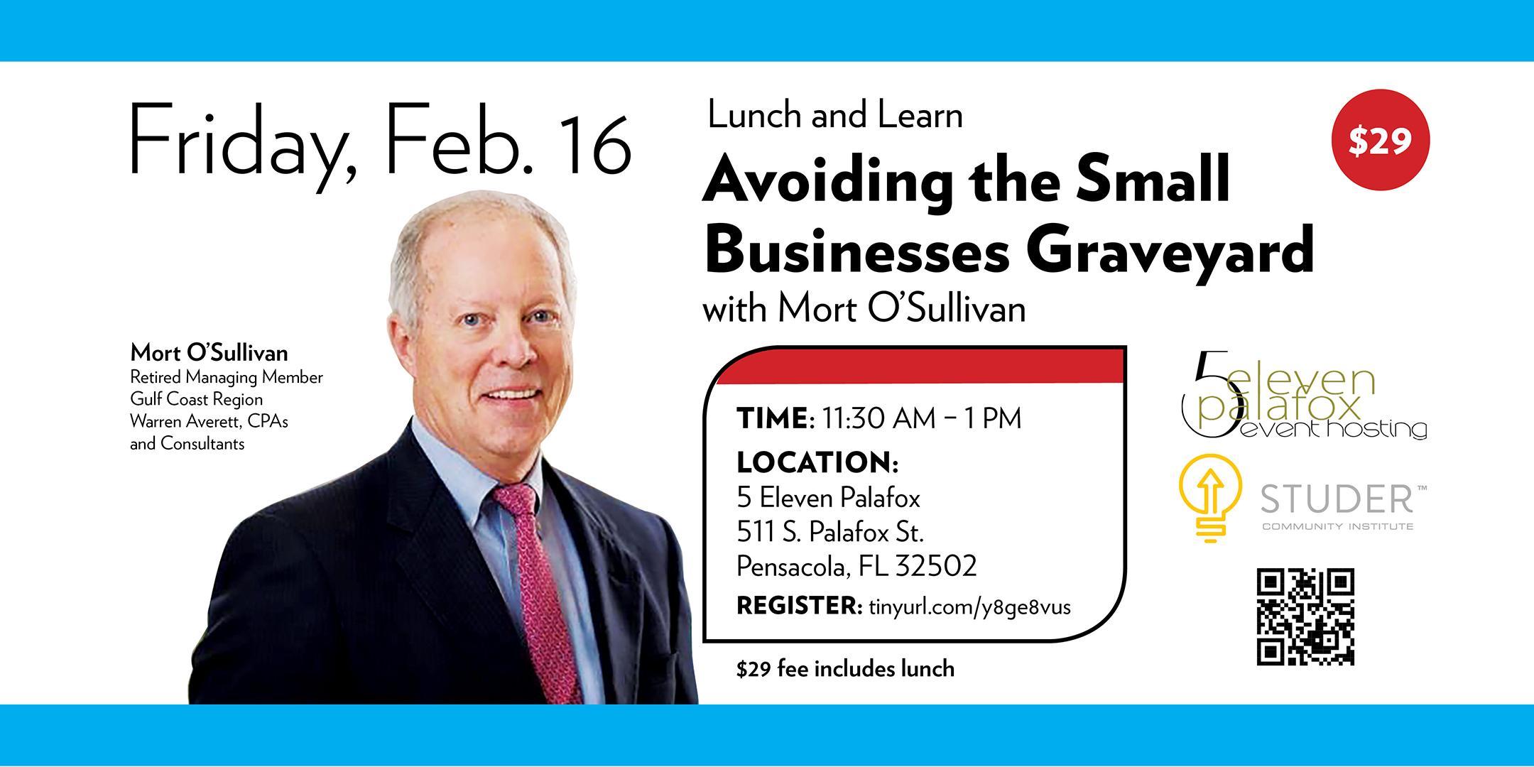 Avoiding the Small Businesses Graveyard