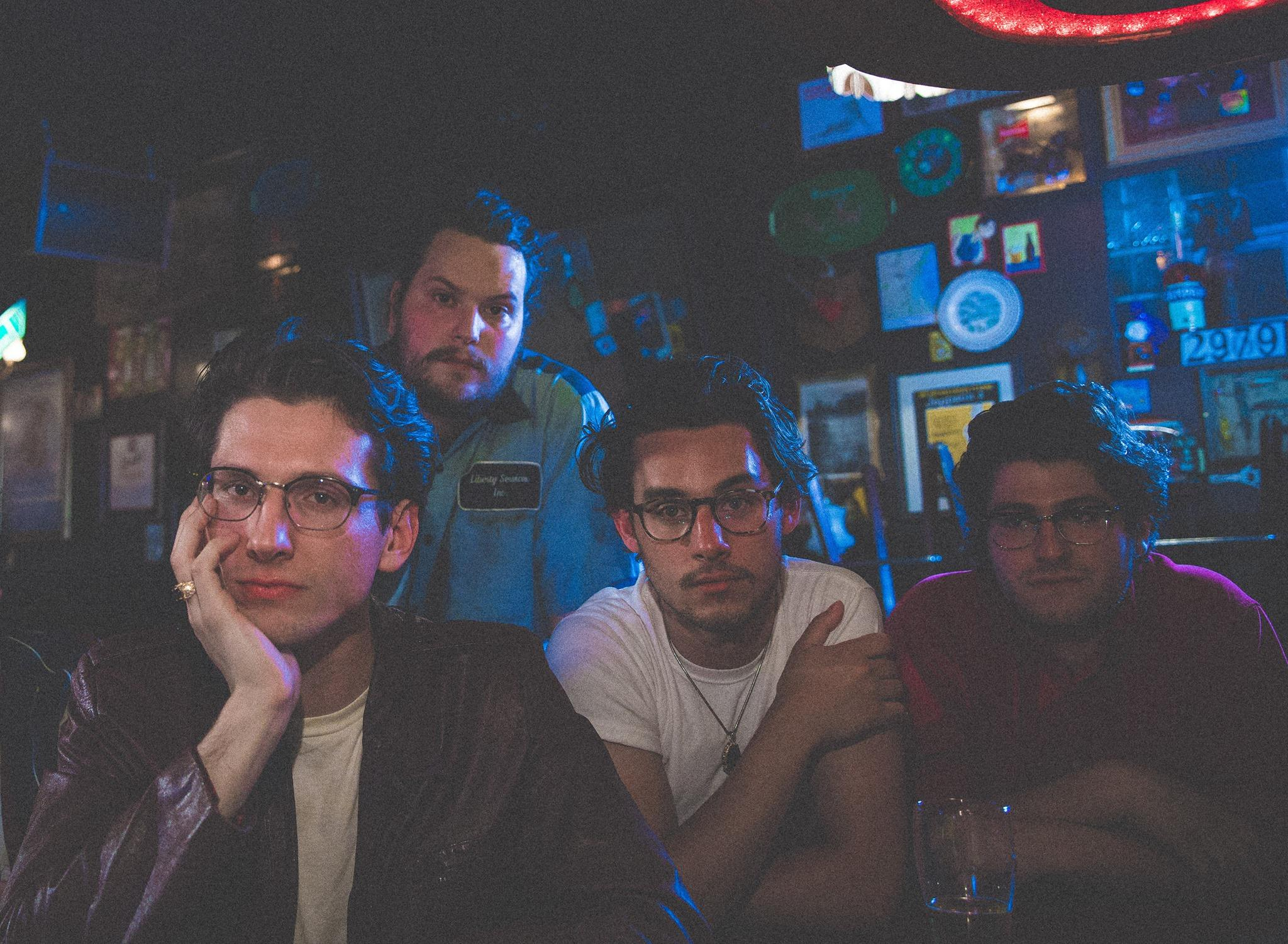 A Treehouse Records Showcase with The Evening Attraction / Lucille Furs / Rookie