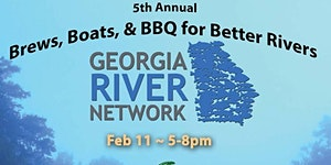 Brews, Boats & BBQ for Better Rivers 2018