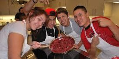 Teenage Basic Cooking Class Gift Certificate (1 Class for $50.00)
