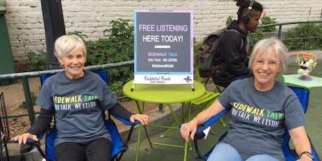 Sidewalk Talk San Francisco - Tenderloin Listening Post tickets