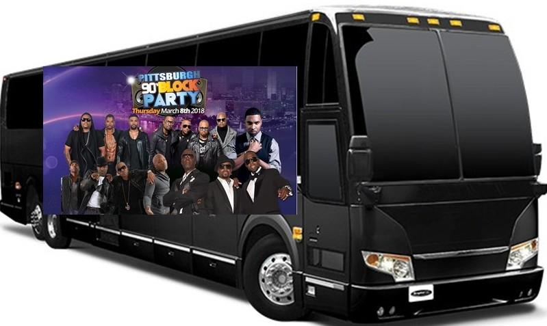 Pittsburgh 90s block party youngstown party bus 8 mar 2018 for 3719 terrace street pittsburgh pa 15261