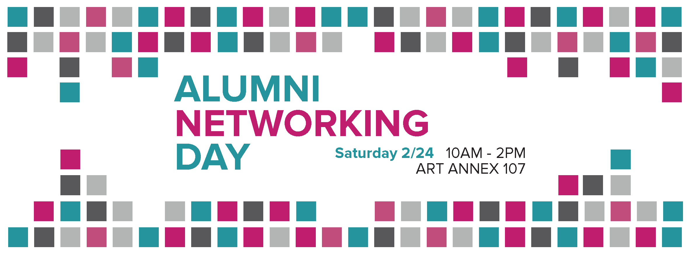 4th Annual Alumni Networking Day + Pop Up Sho