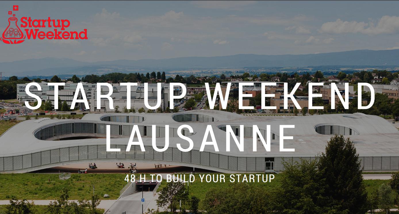 Startup Weekend Lausanne 2018
