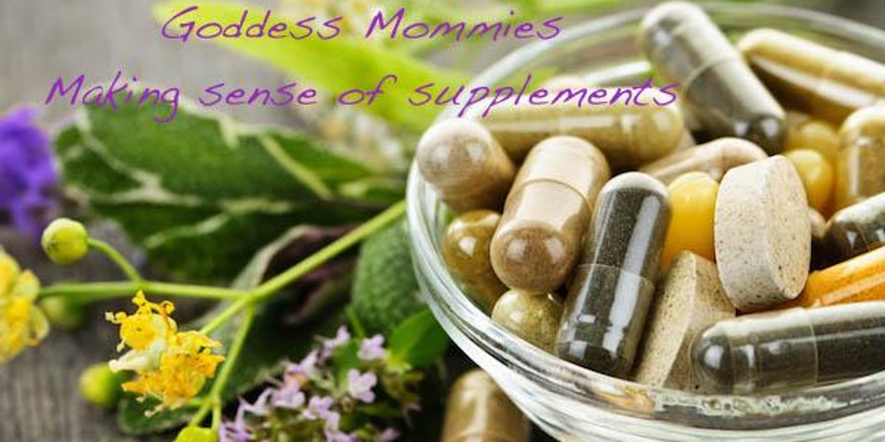 Healthy Living Series: Supplements