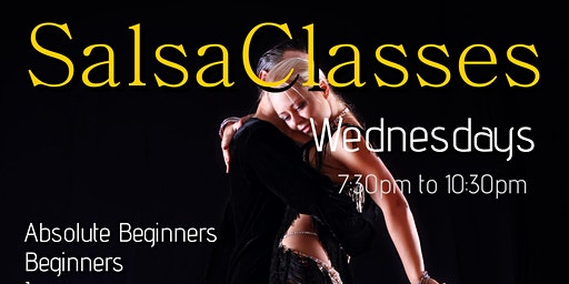 Cannock Wednesday Night Salsa Classes