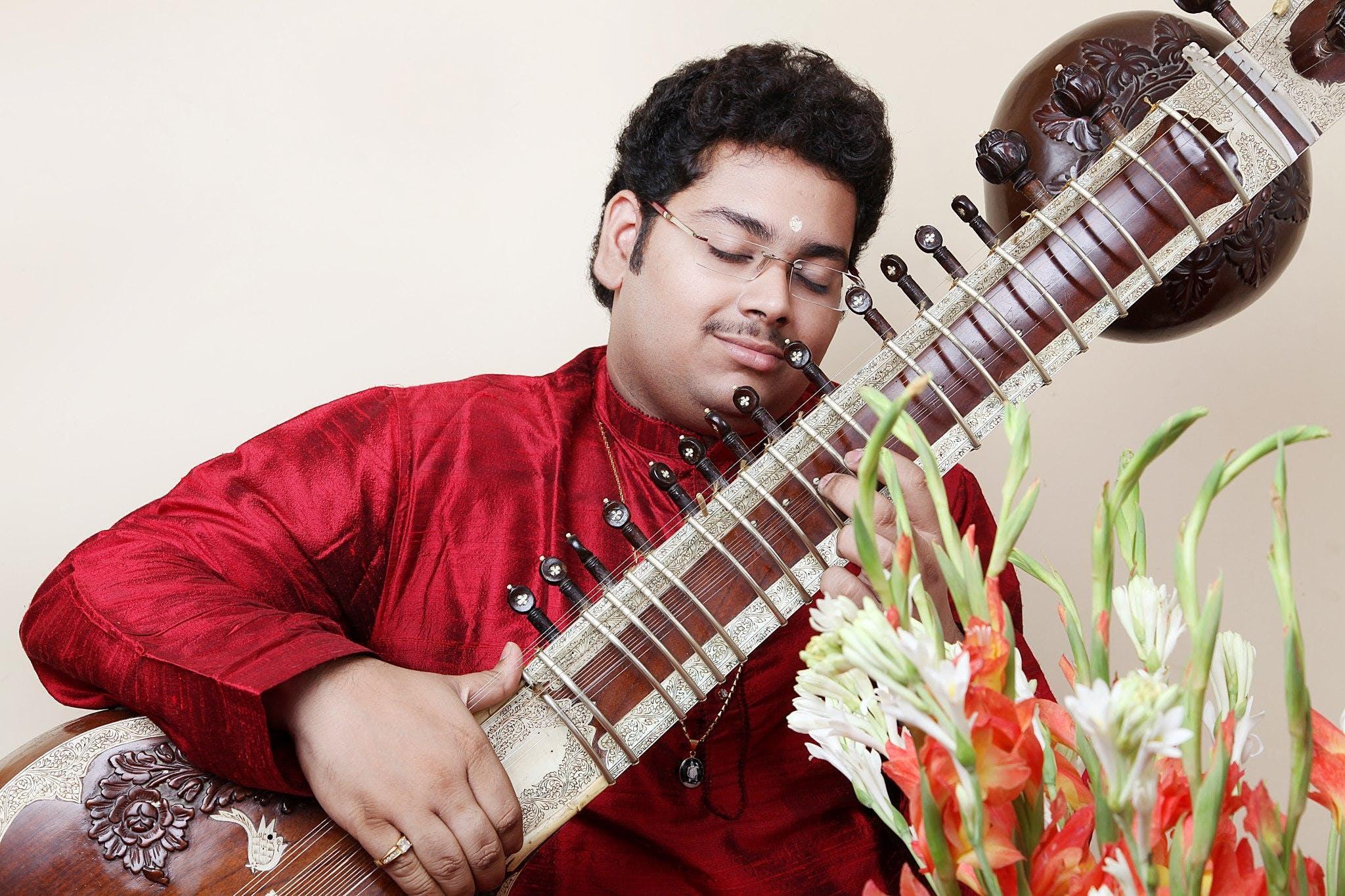 Inner Healing: Kalyanjit Das (sitar) & Sandip