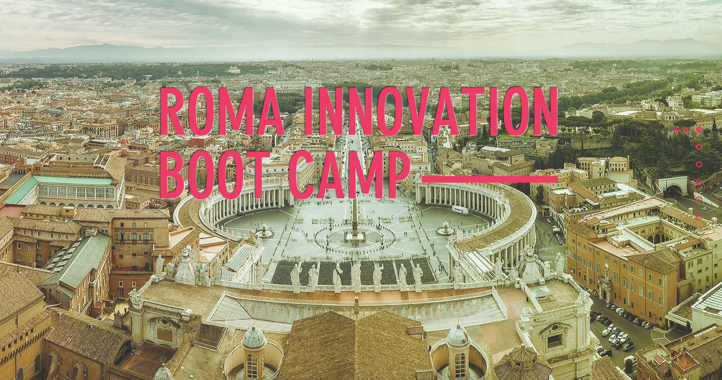 Roma Innovation Boot Camp