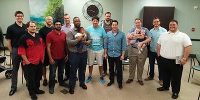 Boot Camp for New Dads @ Arnold Palmer Hospital 2018