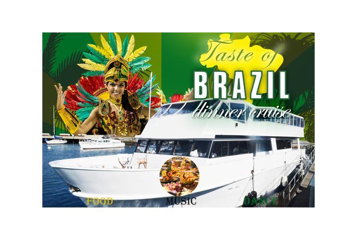 Taste of Brazil Cruise