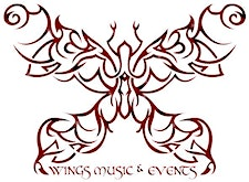WINGS MUSIC & EVENTS logo