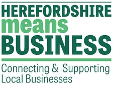 Herefordshire Means Business logo