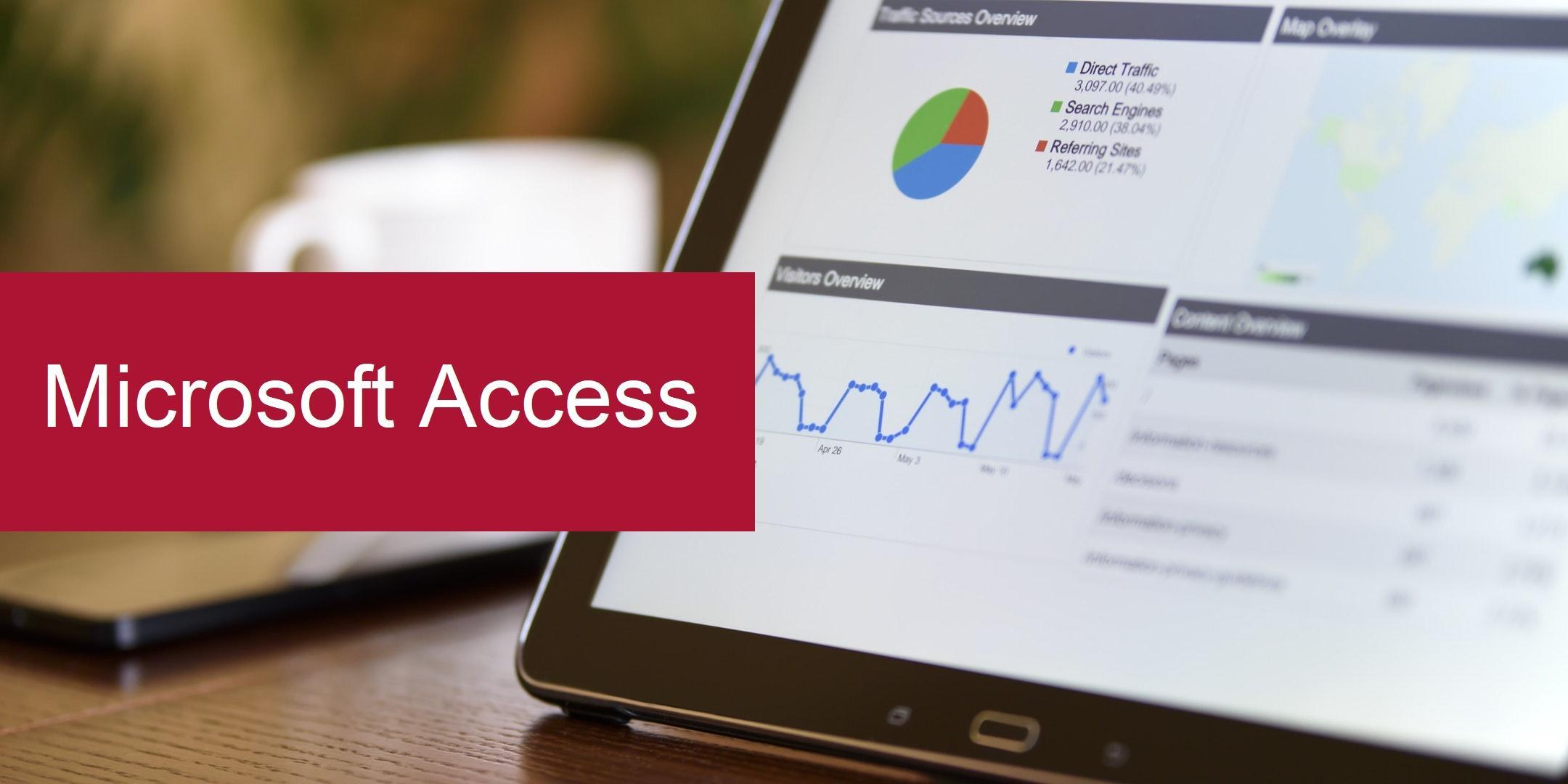 Microsoft Access Part 2: Training at ExecuTrain of Wichita
